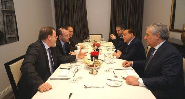 E adesso l'Europa tifa Silvio