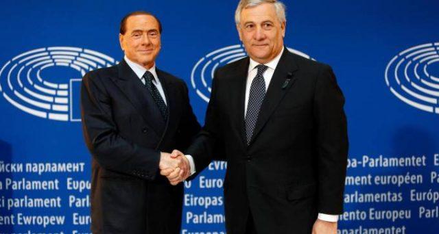 Sarà Antonio Tajani il candidato premier di Forza Italia nel caso di vittoria del centro-destra e con la Lega in seconda posizione. Manca l'ufficialità, ma la scelta, alta qualitativamente, rischia di rafforzare proprio Matteo Salvini alle elezioni di domenica.