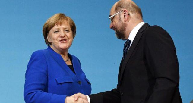 Accordo fatto tra centro-destra e socialdemocratici in Germania per formare il prossimo governo. La sinistra strappa l'importante ministero delle Finanze, ma basterà ai suoi elettori per avallare la terza Grosse Koalition dal 2005.
