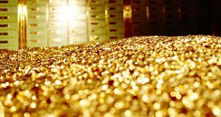 L'oro scende e i Bitcoin risalgono