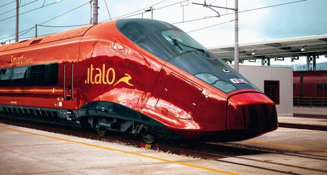 Crisi treni Italo dal 10 novembre stop