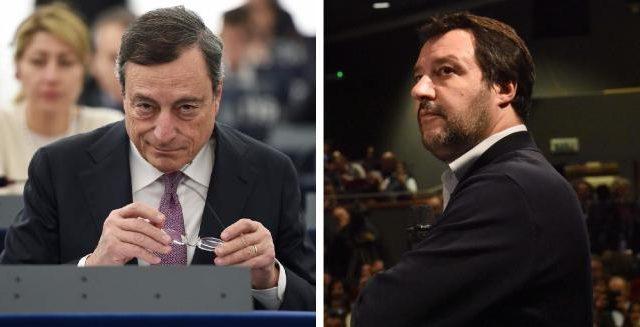 Matteo Salvini ha messo fuori gioco Silvio Berlusconi e il dissolvimento di Forza Italia sarebbe solo questione di tempo. E l'Europa guarda attonita alla nascita molto probabile di un governo tra 5 stelle e Lega. Bruxelles e Draghi (BCE) non sanno davvero che fare.