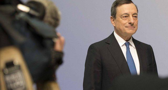 Le rassicurazioni di Draghi ai mercati sui tassi BCE