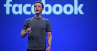 Facebook perde oltre 70 miliardi di dollari in borsa dal 16 marzo scorso