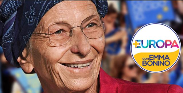 Il programma elettorale di Emma Bonino è l'esatto contrario della demagogia. Una sfilza di tasse e la promessa di più Europa (già dal nome della lista) e di più immigrati per fare ripartire l'economia italiana.