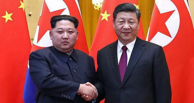 Kim Jong-Un in Cina apre a disarmo nucleare
