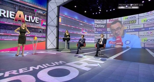 Calcio italiano in attesa che si sblocchi la partita sui diritti. Gli spagnoli di Mediapro contro Sky, ma i primi hanno dalla loro una minaccia che farebbe tremare la pay tv.