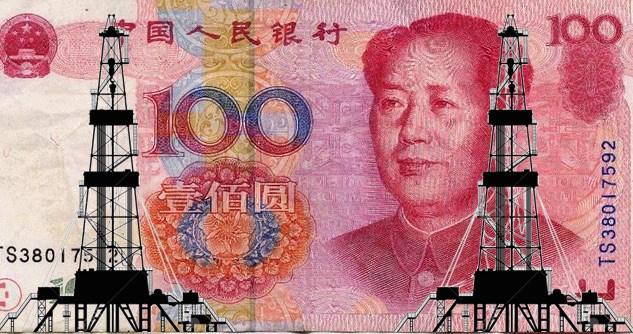 Petrodollari, un colpo da oggi in Cina