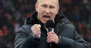 Putin stravince le elezioni presidenziali in Russia