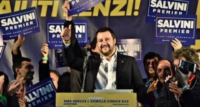 Matteo Salvini potrebbe diventare premier. Vediamo cosa accadrebbe all'Europa in un simile scenario.