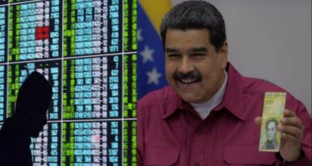 Il Venezuela di Nicolas Maduro avrebbe raccolto 5 miliardi dalle emissioni di Petro in fase di pre-vendita, ma le cifre non appaiono realistiche. C'è disperazione nel paese per la carenza persino di moneta contante con cui pagare.