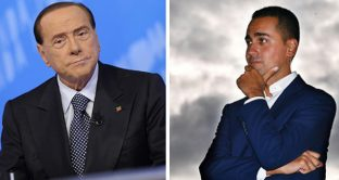 Luigi Di Maio spolvera toni aggressivi contro Mediaset e Silvio Berlusconi replica che si tratterebbe di un tentativo di