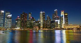città singapore