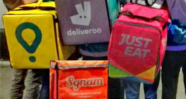 Ordini online e consegne a domicilio: dalle food startup al sindacato dei riders addetti al delivery. Come cambia il mondo del lavoro per le piattaforme digitali.
