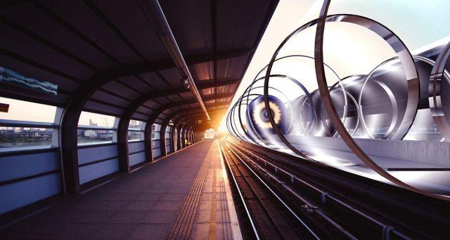 Avviata la produzione del prototipo di Hyperloop, il treno supersonico di Elon Musk.