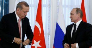 Lira turca e rublo KO sui mercati
