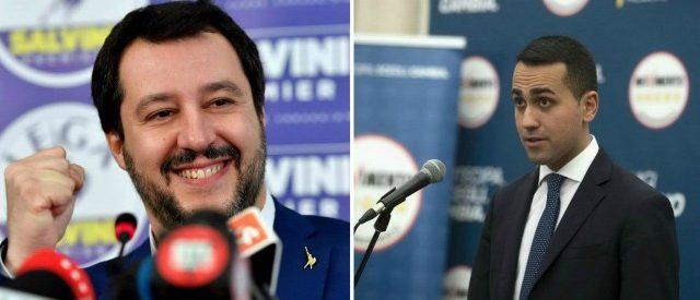 Trionfo della Lega alle elezioni regionali in Friuli-Venezia-Giulia, mentre il Movimento 5 Stelle crolla dei due terzi e PD e Forza Italia reggono. Luigi Di Maio s'indebolisce parecchio sul piano delle trattative per il governo.