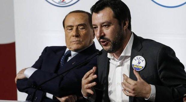 L'ipotesi che Matteo Salvini o un altro nome del centro-destra riceva un (pre-)incarico dal presidente Sergio Mattarella diventa più credibile nelle ultime ore. E Silvio Berlusconi lamenta la sua quasi irrilevanza politica.