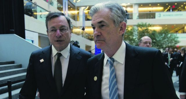 Come le banche centrali terranno i tassi bassi a lungo