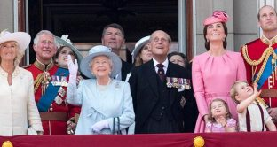 Famiglia Reale, brand da $88 miliardi