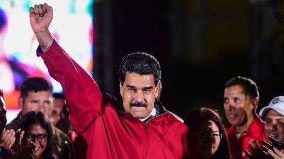 Maduro stravince le elezioni farsa in Venezuela