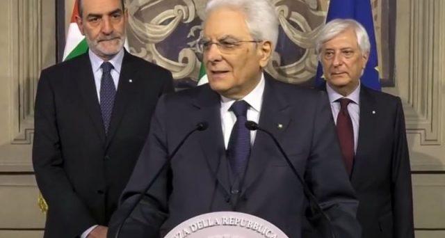 L'appello alla responsabilità del presidente Mattarella ai partiti è sacrosanto, ma i nomi dei responsabili dei nodi che stanno arrivando al pettine vanno trovati nella passata legislatura.