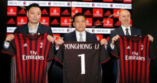 Il Milan cinese vacilla sul campo e davanti alla UEFA