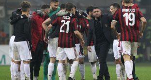Al Milan serve uno scatto