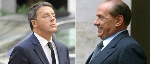 PD e Forza Italia stanno auto-condannandosi alla scomparsa, accumulando errori politici di giorno in giorno. Matteo Renzi cerca la scissione e Silvio Berlusconi punta sull'europeismo.