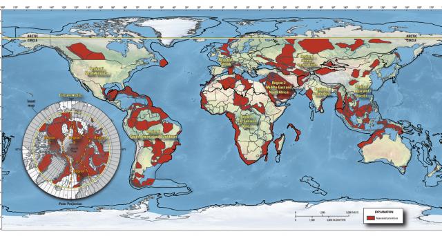 Petrolio, come si redistribuisce la ricchezza nel mondo