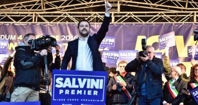Ecco le mosse che Matteo Salvini sta preparando per diventare premier da qui a 4 mesi.