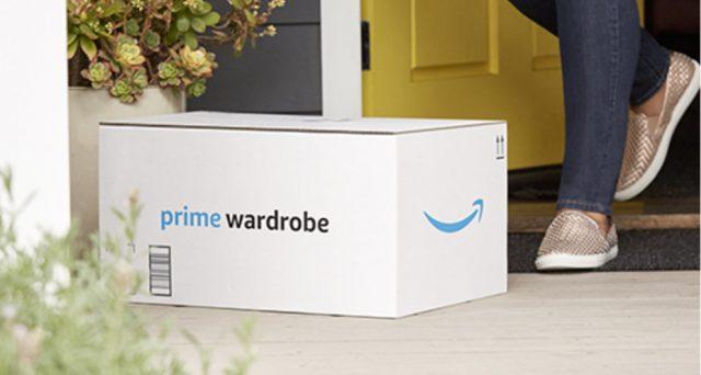 Per ora disponibile solo negli Usa, Amazon Wardrobe, il sevizio che rivoluziona lo shopping online.