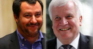 E la Germania potrebbe far asse con Salvini
