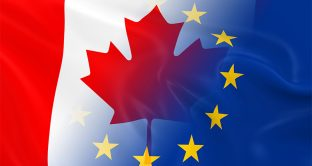 L'Italia dice no al Canada sul libero commercio