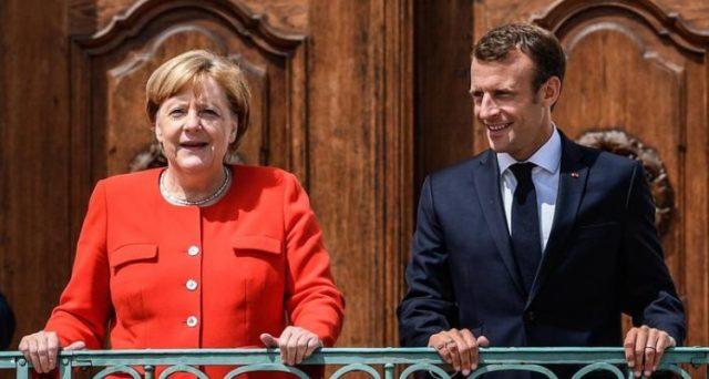 La Francia del presidente Macron minaccia le banche italiane per mettere il governo di Lega e 5 Stelle con le spalle al muro. Si rischia una nuova ondata di crisi come nel 2011.