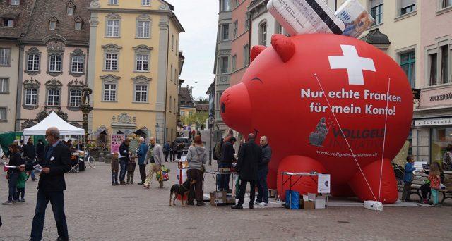 I rischi del referendum svizzero di domani sulle banche