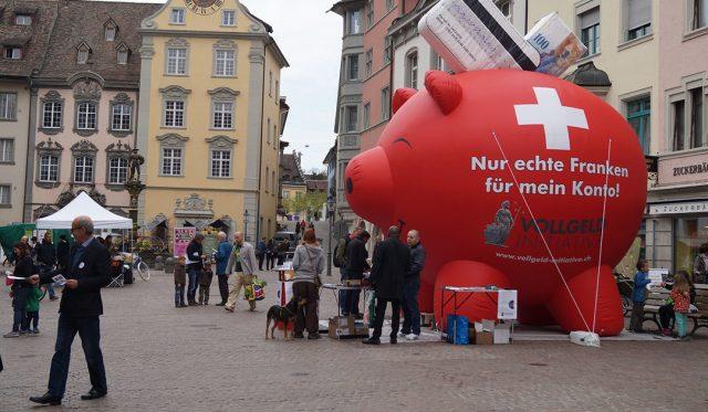 Il referendum di domani in Svizzera sulle banche fa tremare il mondo, ecco cosa prevede