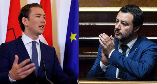 Matteo Salvini fortunato sul piano della congiuntura politica internazionale. E l'Italia avrà le sue carte da giocare con il semestre austriaco, trovando alleanze ad est e persino a Berlino.
