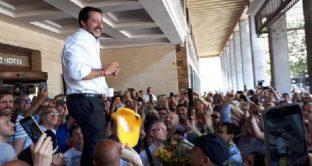 Salvini e Frau Merkel più vicini sull'immigrazione, lo saranno anche sui conti pubblici