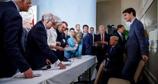 Il G7 del Canada ha evidenziato tutti gli squilibri economici in seno all'Occidente e che rendono USA e Germania avversari sempre più distanti.
