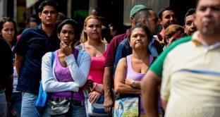 Venezuela, fuga dalla fame
