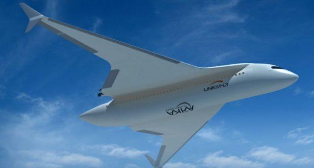 Prende vita il progetto dell'azienda francese Akka Technologies, Link & Fly, il treno che mette le ali.