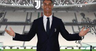 Il buongiorno d'oro di Cristiano Ronaldo ai tifosi