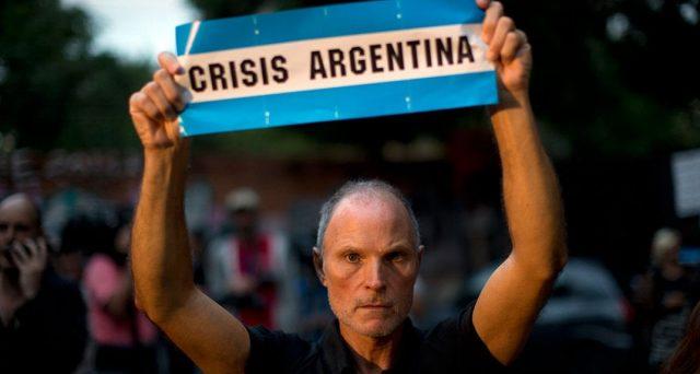 La crisi argentina rischia di non rimanere isolata