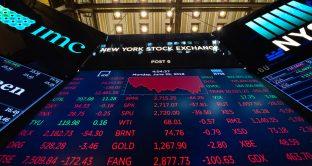 Borsa americana relativamente serena sui dazi di Trump
