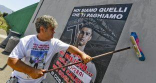 Lo sciopero dei lavoratori Fiat contro Cristiano Ronaldo alla Juve