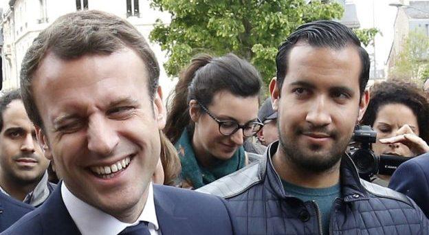 Lo scandalo Benalla colpisce Macron