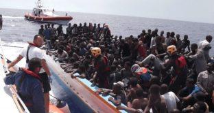 Il collasso dell'Europa sui migranti