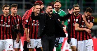 Il Milan riammesso in Europa League