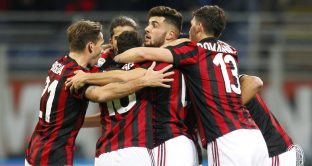 Milan in lotta per restare in Europa League